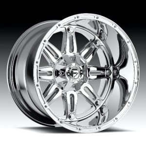 Fuel Hostage chrome wheel rim 5x135 F150 Navigator Expedition 97 03