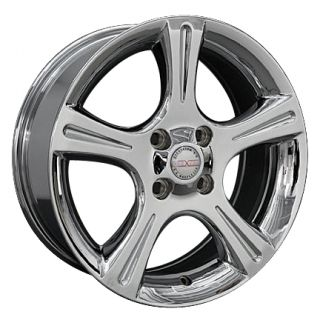 17 Chrome Sentra Altima Versa Wheels Rims Fits Nissan