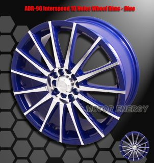18 adr 90 5 Lug Wheels Rims VW Golf Jetta Passat Beetle