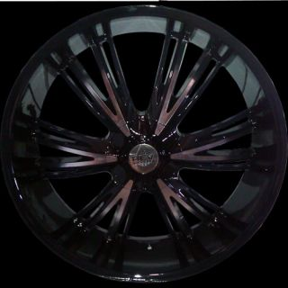 26x9 Black Rev 956 Wheels Blank 15