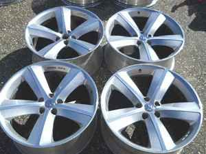09 Dodge Charger SRT8 20 Alcoa Alloy Wheel Rim Set