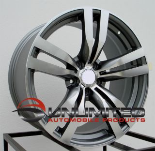 20 x5 M Staggered Wheels Rims Fit BMW X6