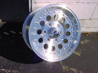 Chevy GMC Silverado 16x8 Wheels American Racing
