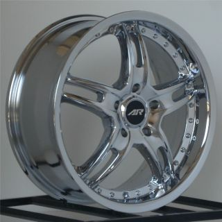 17 inch Wheel Rim Chrome Cadillac cts STS Chevy Equinox Grand Am Prix