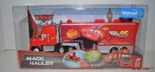 New Disney Pixar Cars Mack Hauler Exclusive Truck