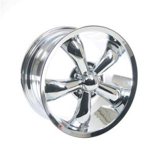 Racing Legend 5 Series Chrome Wheel 18x9.5 5x115mm BC 142 8990C38