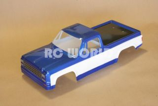 RC Truck Body 1 10 Crawler Body Shell Chevy Ford Truck