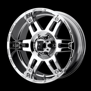20 inch Chrome Rims 8 Lug Wheel Ford F250 F350 Truck