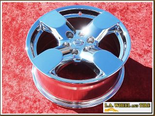 NEW 17 NISSAN FRONTIER XTERRA OEM CHROME WHEELS RIMS 62453 EXCHANGE