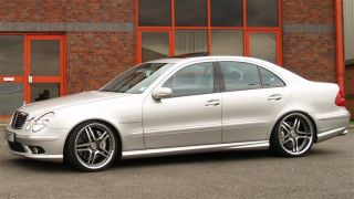 Mercedes E Class W211 lowering Kit Module Links