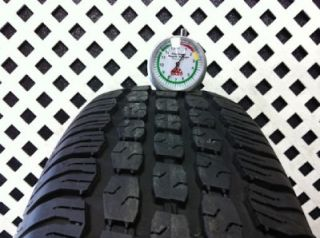 One All Season Steel Belted Radial Tire 215 75 15 215 75 R15
