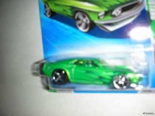 69 Ford Mustang Hot Wheels Treasure Hunts R7445 56 240