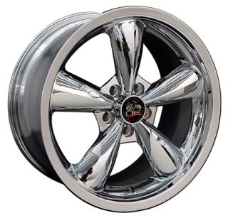 Bullitt Style Wheels Goodyear F1 Tires Rims Fit Mustang® 05 Up