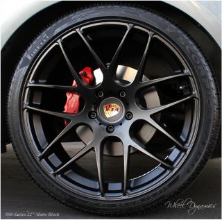 Porsche 22 Wheels Panamera Cayenne Turbo s Concave Genuine Bolt Use