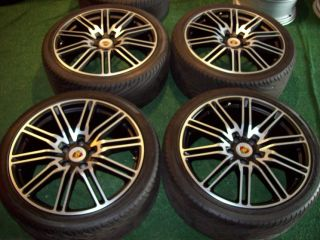 22 Porsche Cayenne Wheels s GTS Turbo VW Touareg Audi Q7 Tires