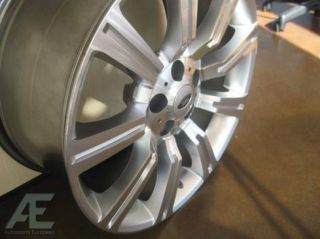22 Range Rover Wheels Rims Tires HSE Sport Supercharged