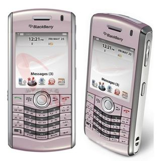 Rim Blackberry 8120 Pearl WiFi Phone at T T Mobile Smartphone Cell