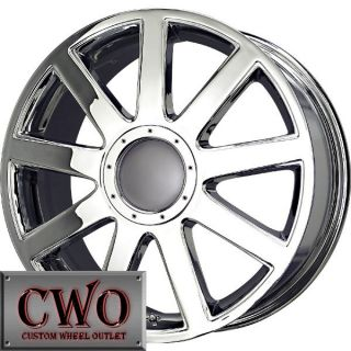 15 Chrome Replica RS4 Wheels Rims 5x100 5x112 5 Lug Jetta Golf GTI