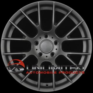 19 BMW M3 Competition Gunmetal Wheels Rims Fit BMW E46 E90 E92 E93 3