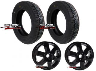 RS Phantom Custom Front Wheel Tire Kit Rim 219400104 706201411
