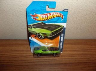 Mattel Hot Wheels Steet Beasts Series 10 10 71 Ford Mustang Boss 351