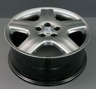 18 Rim Fits Lexus LS430 Wheels Hyper Black 18x7 5