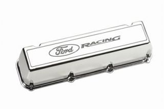 Ford Racing Aluminum Valve Covers M 6582 C460 Pair