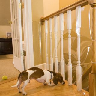 Cardinal Gates KidShield™ Banister Shield Protector   Fencing Systems   Dog