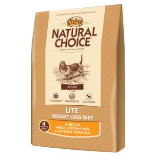 Nutro� Natural Choice� Adult Lite Chicken, Whole Brown Rice & Oatmeal Formula Dog Food   Dry Food   Food