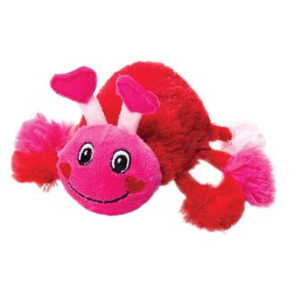 Luv A Pet™ Red w/Hot Pink Bug Dog Toy   Toys   Dog