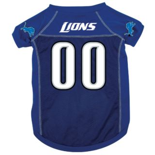Detroit Lions Pet Jersey   Jerseys   NFL