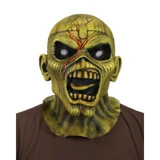 Iron Maiden Eddie Latexmaske Piece of Mind   Maske aus
