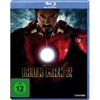 Iron Man 2 [Blu ray] Robert Downey Jr., Don Cheadle