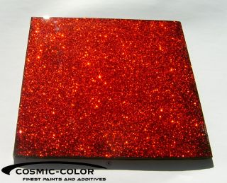 Metal Flakes Glimmer Flakes Fire Red 25g (100g59,60€)