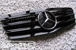 GRILL KÜHLERGRILL MERCEDES BENZ W208 CLK BLACK SL LOOK