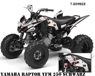 AMR DEKOR KIT YAMAHA RAPTOR YFM T BOMBER DECALS,DECOR B