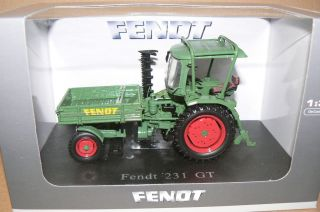 Fendt GT 231 Traktor UH Universal Hobbies 132