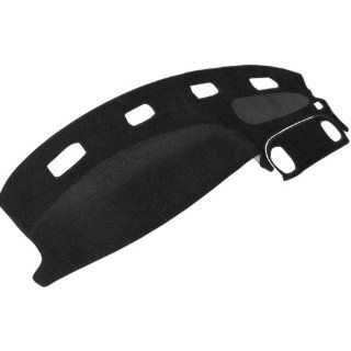 COVER/DASHCOVER / DODGE RAM TRUCK 150 / 1500 98 01 / VELOURS SCHWARZ