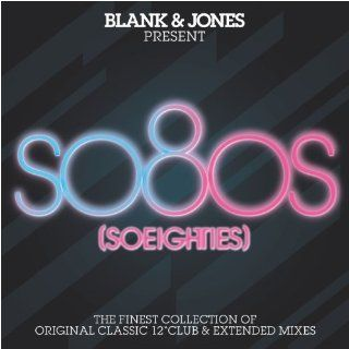 Blank & Jones present So80s (So Eighties) (Deluxe Box)
