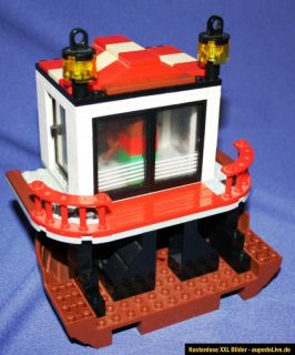"Lego City Friends ""Pannenkoeken boot Cornelis"" Schiff 10185 10224"