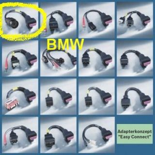 Bosch BMW Easy Connect Cable for KTS 540,570 and 670.