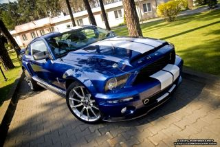 2008 Ford Shelby Mustang GT500 760HP