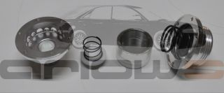 Offenes Kolben BLOW / POP OFF Ventil Audi 1,8T S4 RS4