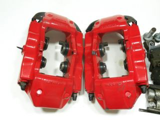 Porsche Cayenne Turbo 957 Bremssättel Brembo HA Rear brake calipers