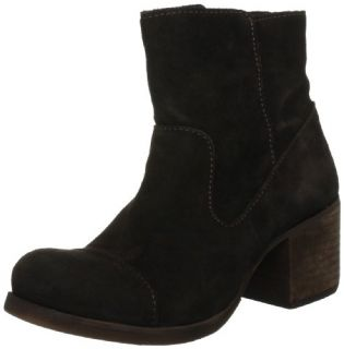 FLY London Womens Eva Ankle Boot Shoes