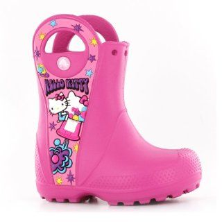 Crocs Hello Kitty Creative Kids Boots Size 13 US Shoes