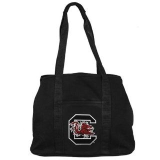 NCAA South Carolina Gamecocks Black Domestic Tote Bag