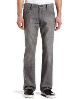 Levis Mens 527 Boot Cut Two Tone Zip Jean, Silver Fox