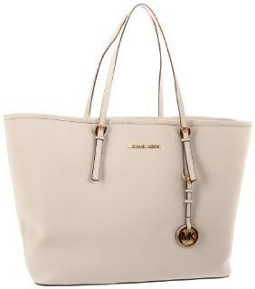 com MICHAEL Michael Kors Jet Set Travel Tote,Vanilla,One Size Shoes