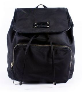 Kate Spade Regan Basic Nylon Black Backpack Handbag